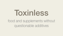 Food And Supplements Without Questionable Additives